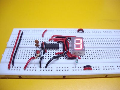 Project 10: Manual Counter
