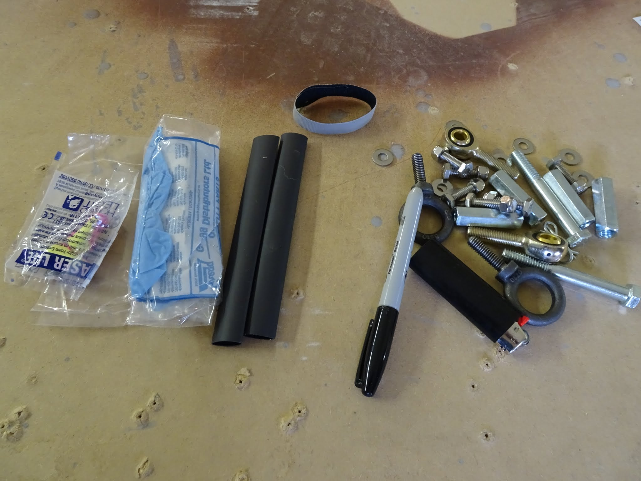 Picture of Materials and Tools: