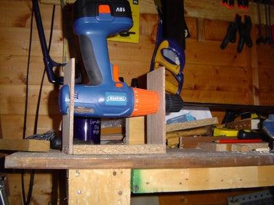 Make Drill Holder
