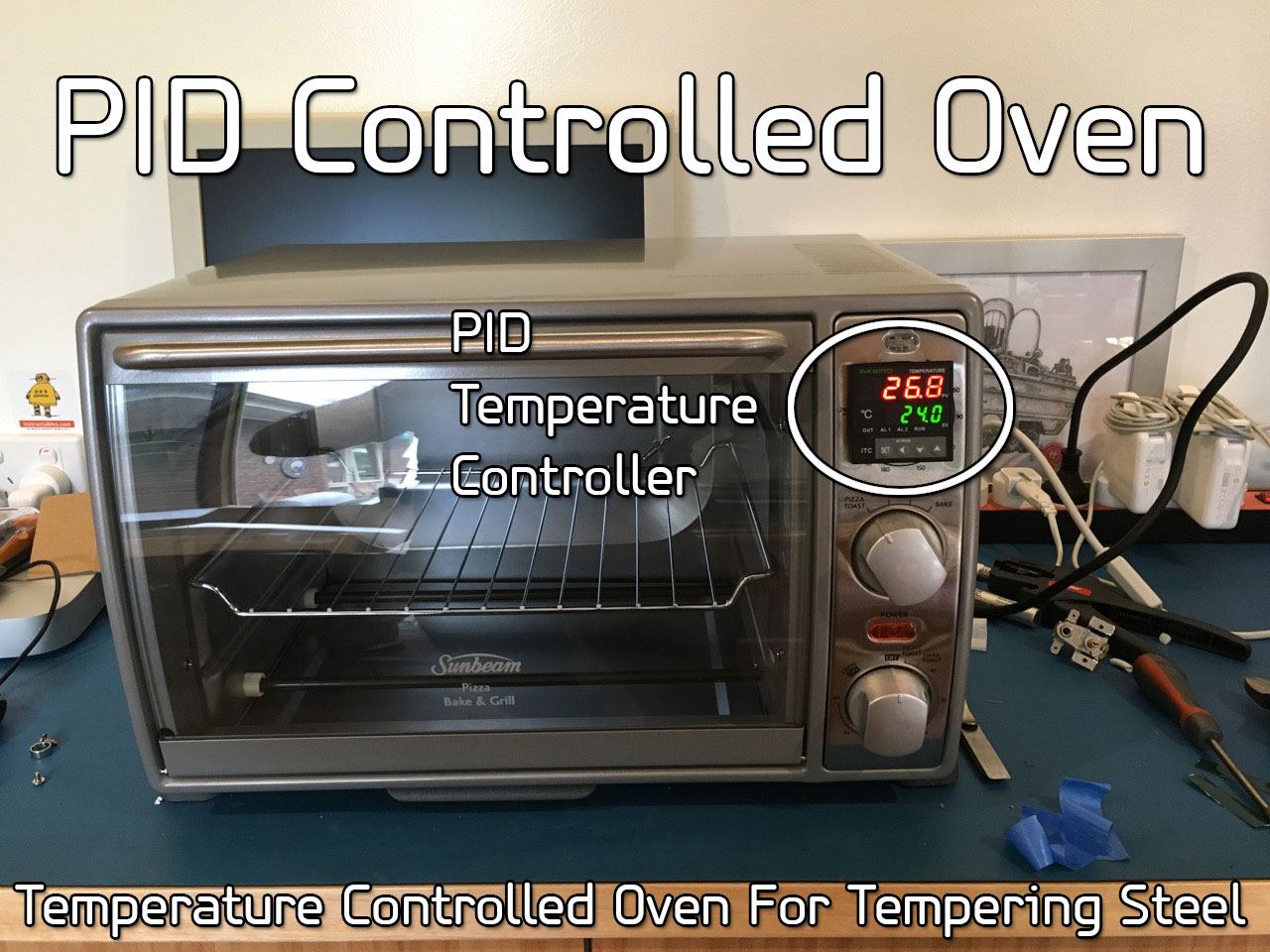 PID Temperature Controlled Oven: 13 Steps (with Pictures)