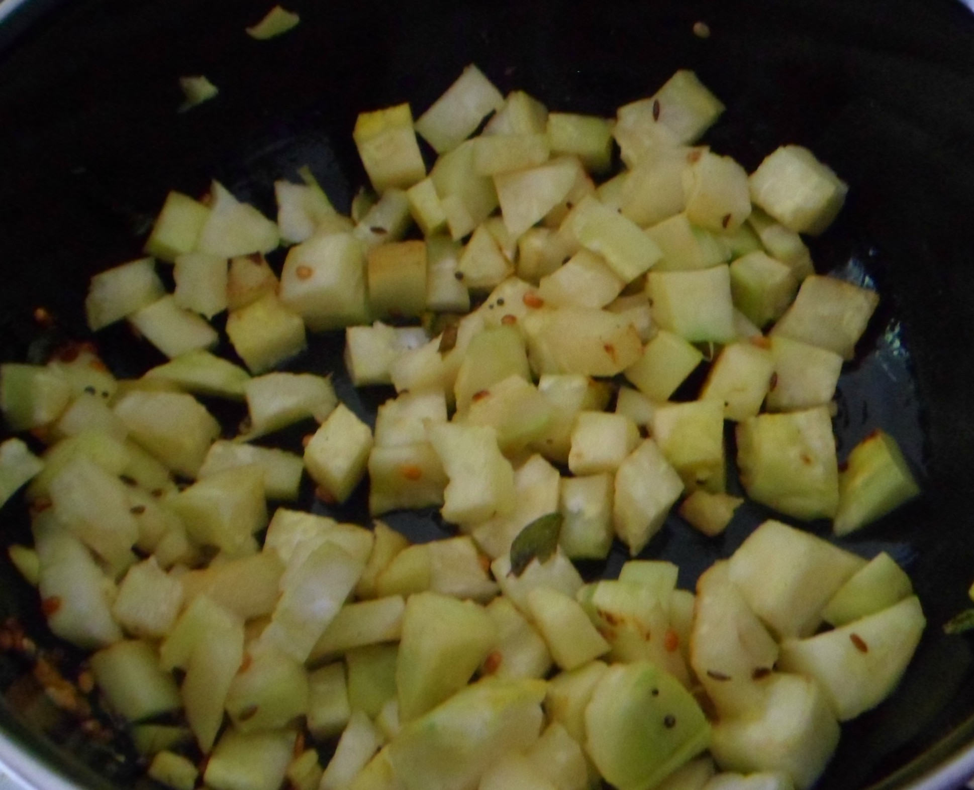 Picture of Add Kohlrabi Slices