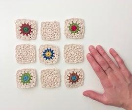 Classic Crochet Squares