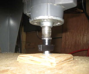 Plunge Router Table Fine Height Adjust
