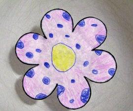 Blooming Paper Flower