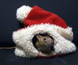 Santa Rat Hats