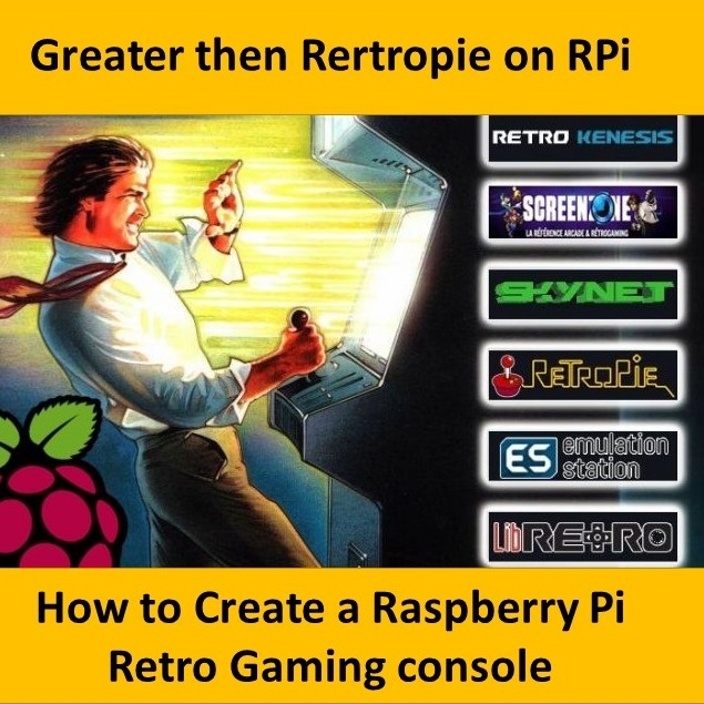 Picture of How to Create a Raspberry Pi  Retro Gaming Console