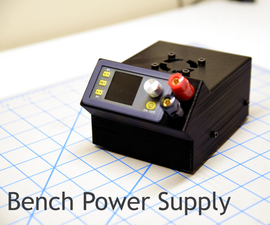 Bench Power Supply