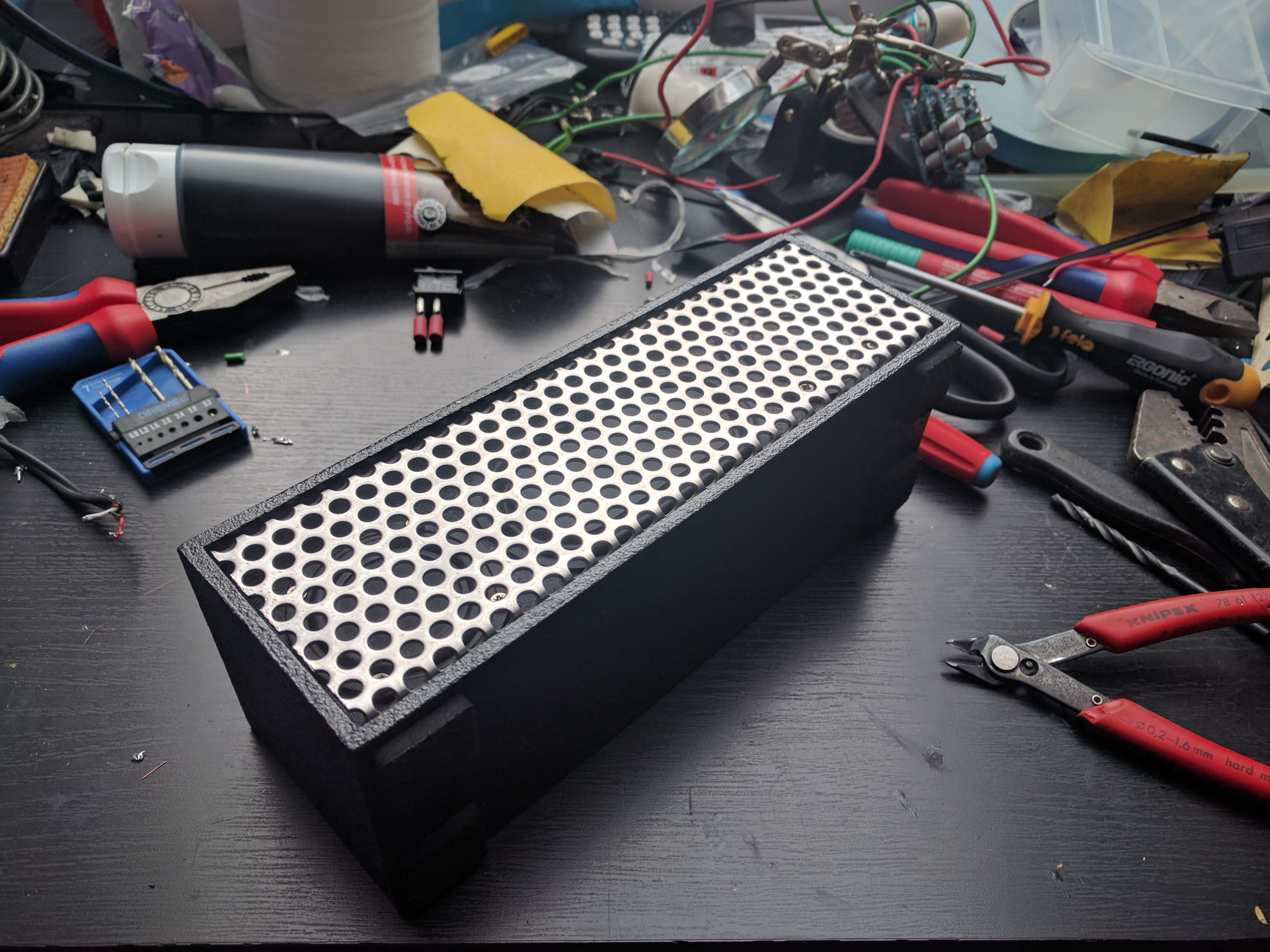 Picture of Building a Mini Bluetooth Speaker (with Powerfull and Clean Sound)