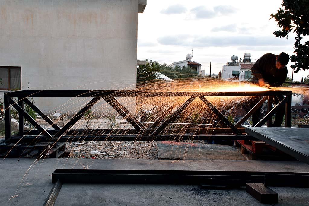 Picture of Metallic Framework