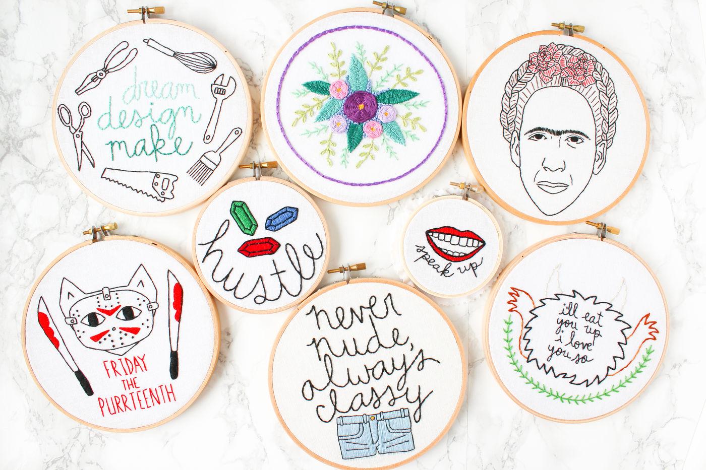 Choosing the Right Stitch