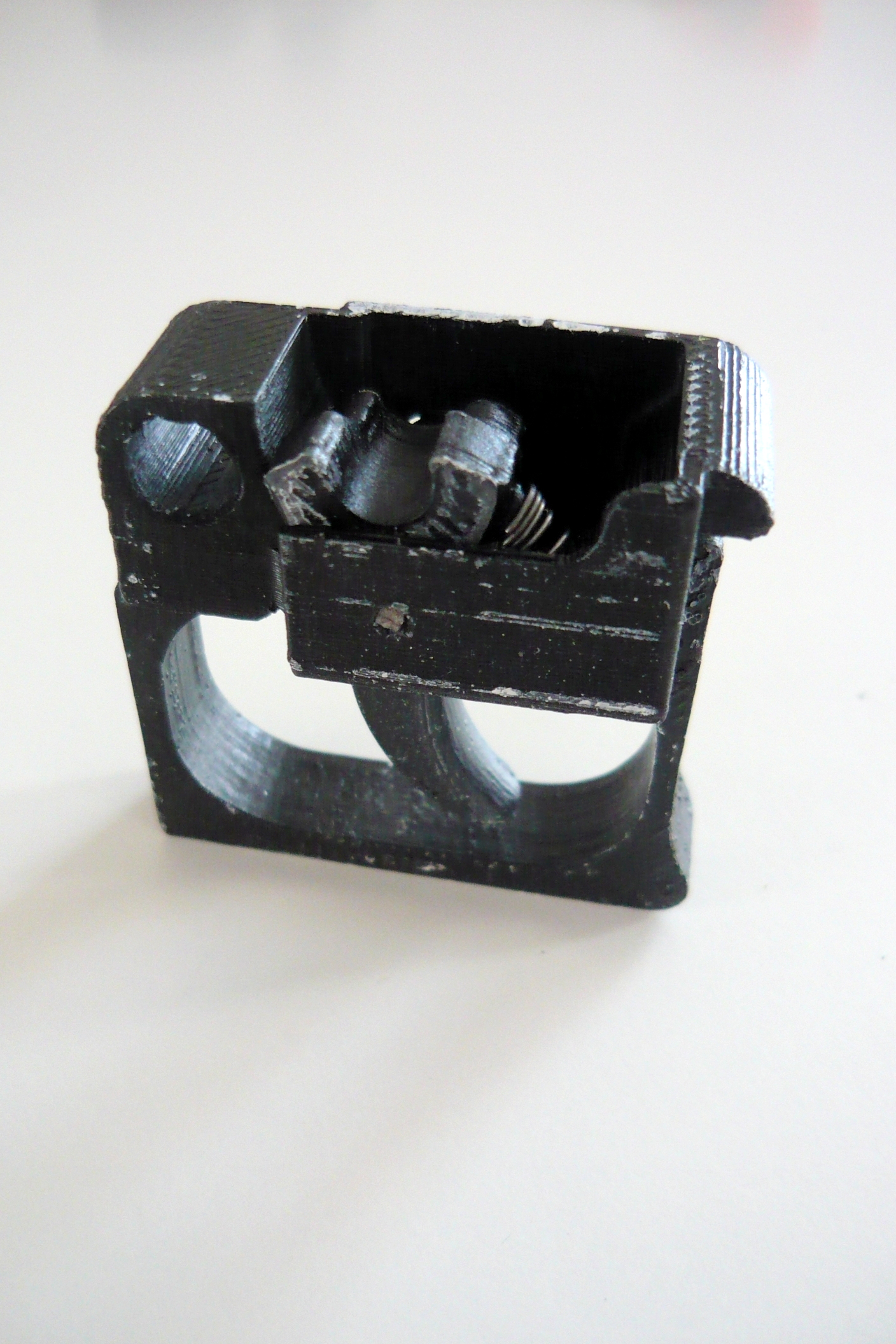 Picture of Assembly- Trigger Box