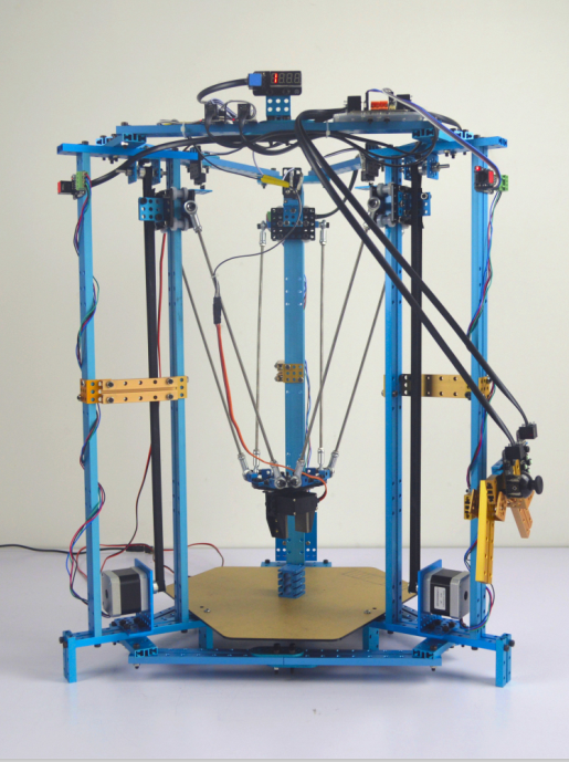 Picture of How to Make a Delta Robot by  Makeblock