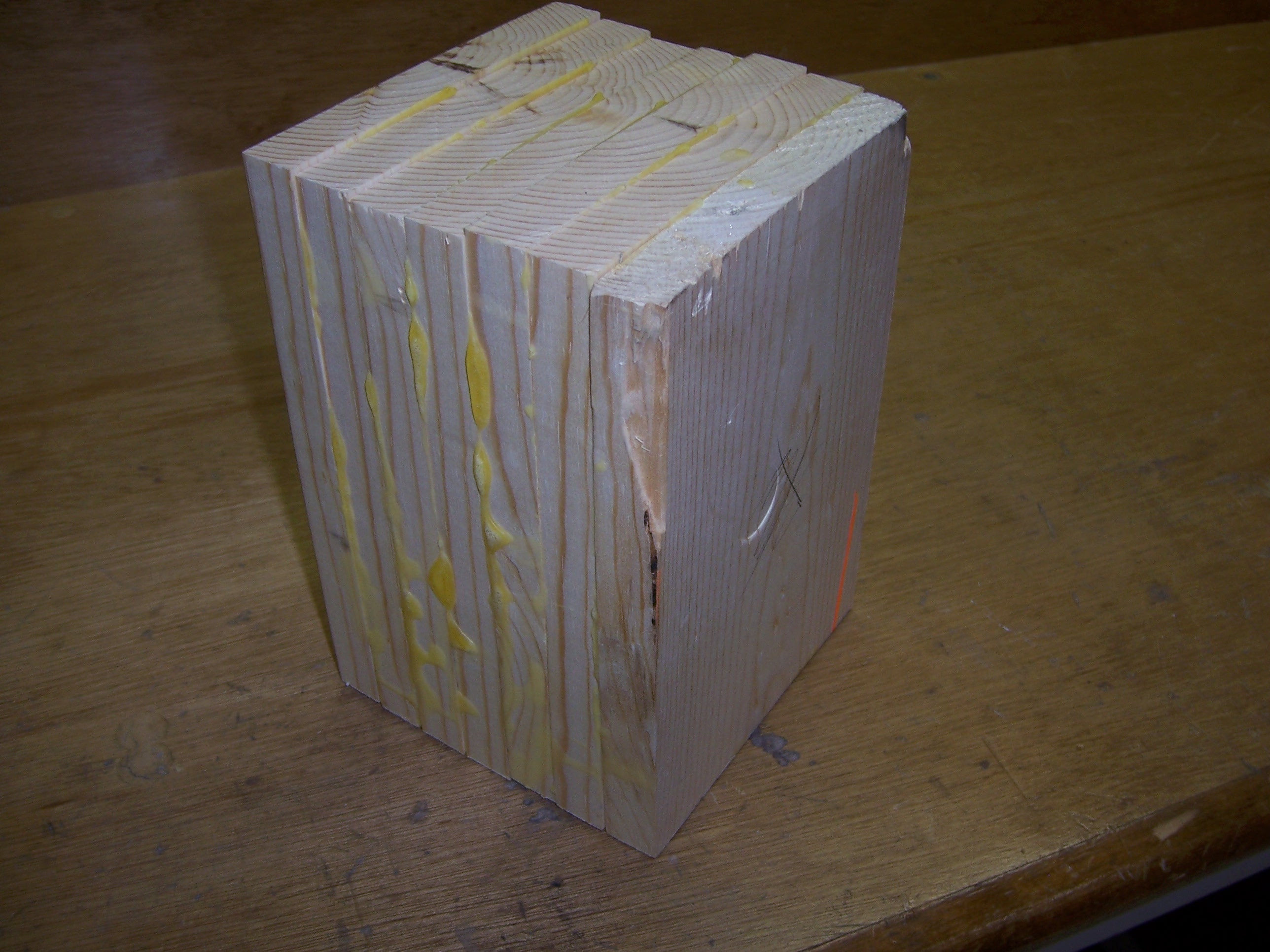 Picture of Glue the Wood