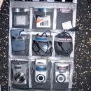 NoSew USB Electronics Organizer
