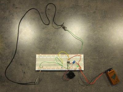 Mod 1 : Conductive Rubber & Textile