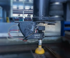 Pier 9 Guide: Taper Compensation on the OMAX Waterjet