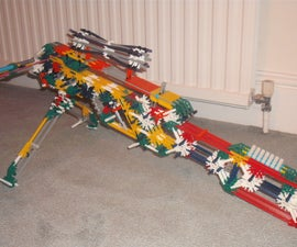Knex Crossbow: The C.C.S Rifle