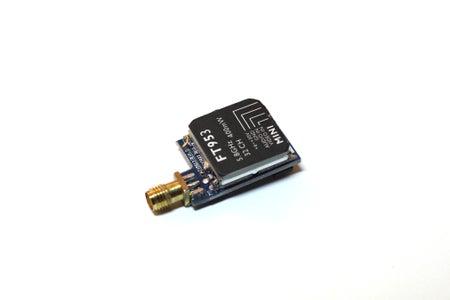 FPV Video Transmitter & Antennae
