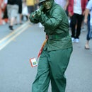 green army man on a budget