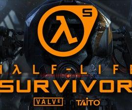 Half Life Arcade Machine