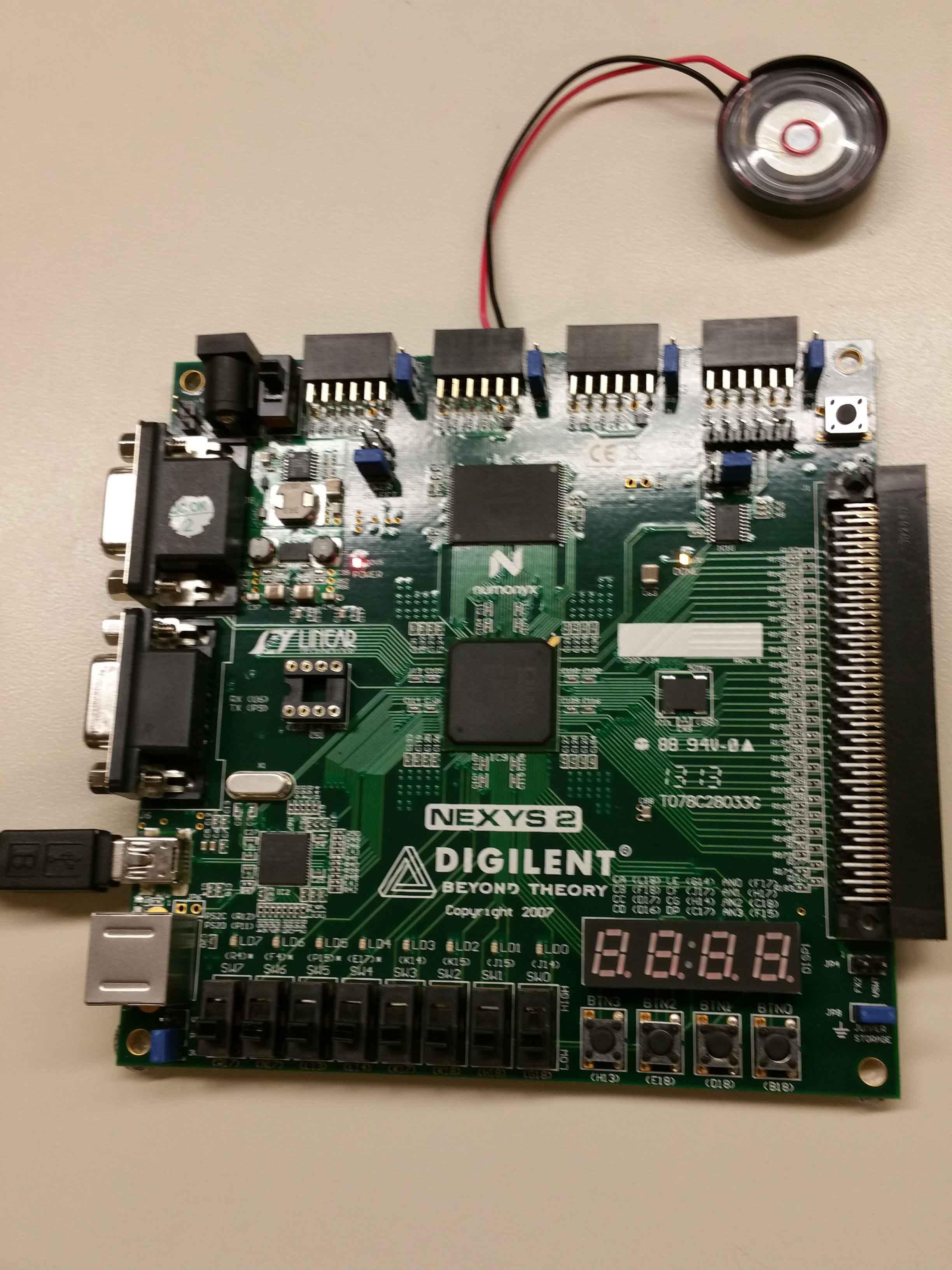 Picture of FPGA Composer