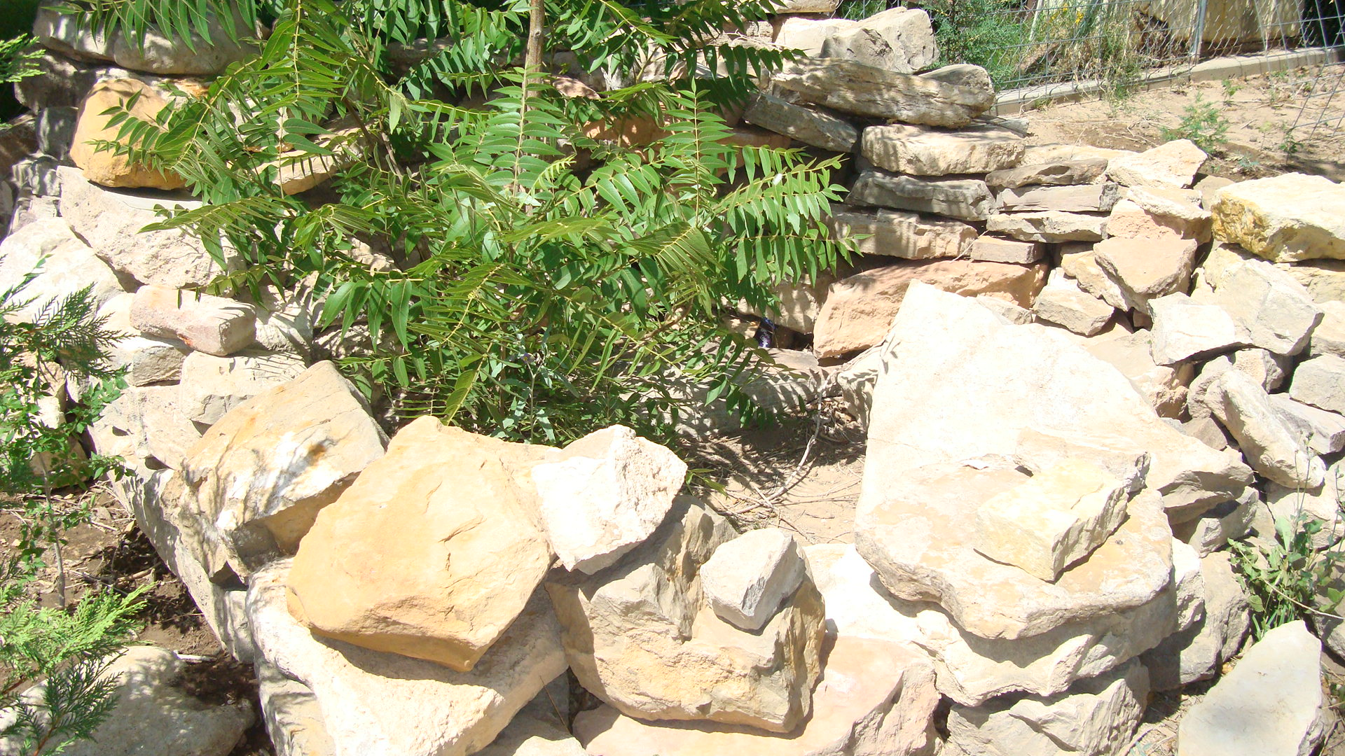 Picture of ROCKS FOR FLOWER BED BOARDERS