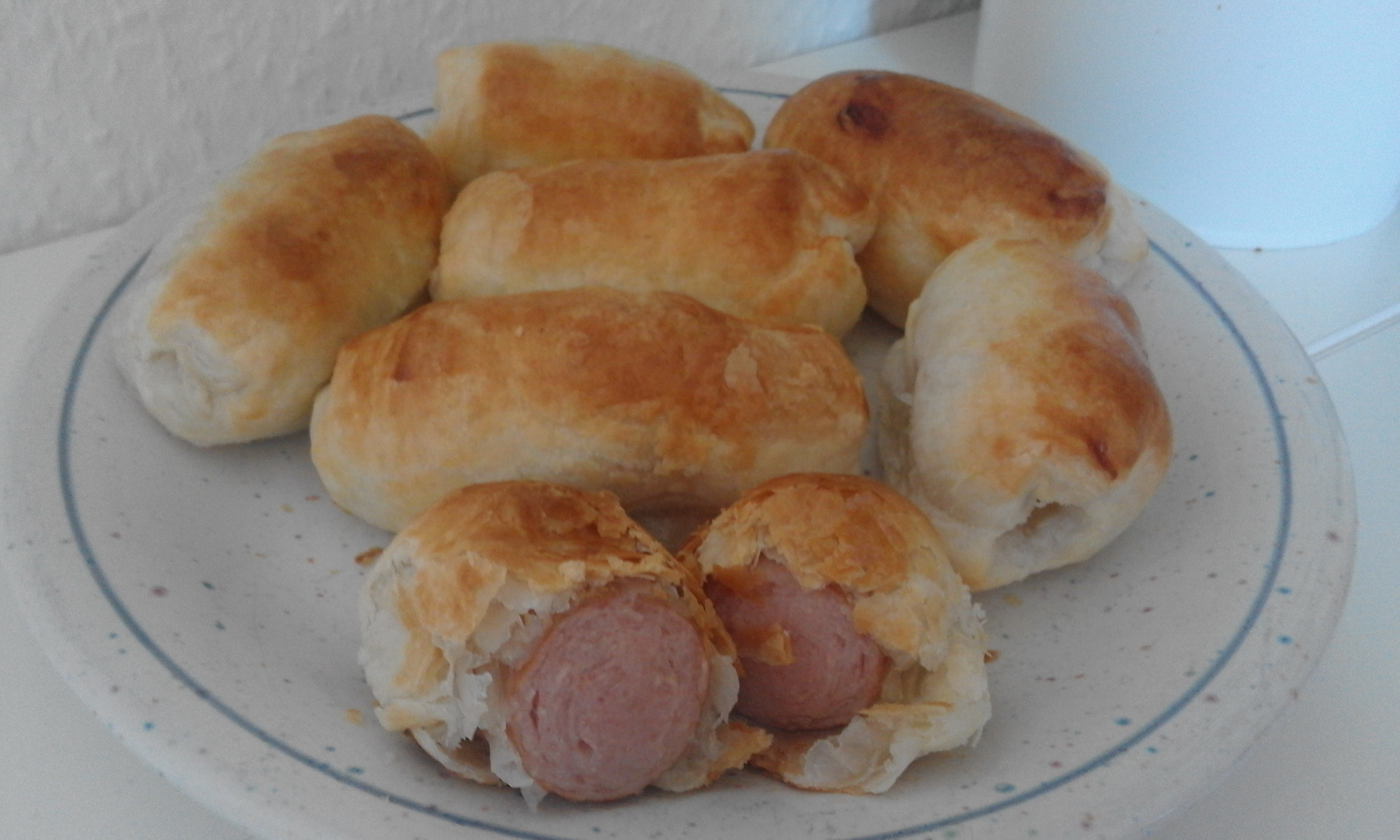 Picture of Sausage Rolls