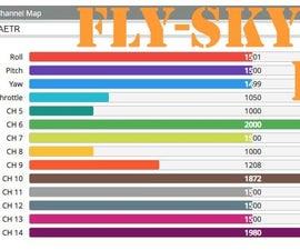 FlySky Receiver RSSI Mod