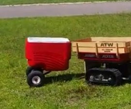 Robot wagon