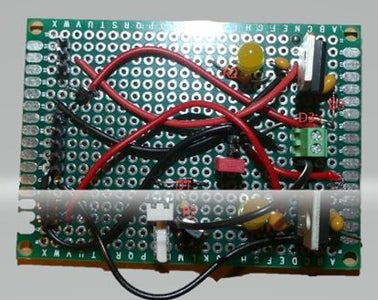 Solder the Power Supply 3/4