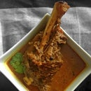 Spicy Lamb Shank