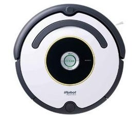 Schedule a Roomba (with Arduino)