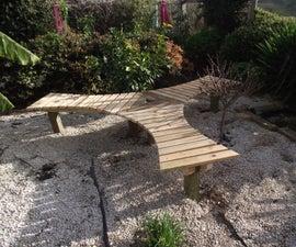 Easy(ish) Garden Seat / Bench / Tree Protector