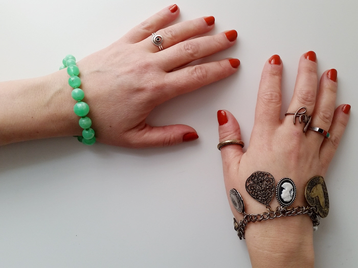 Picture of Instant Upcycled DIY Bracelets