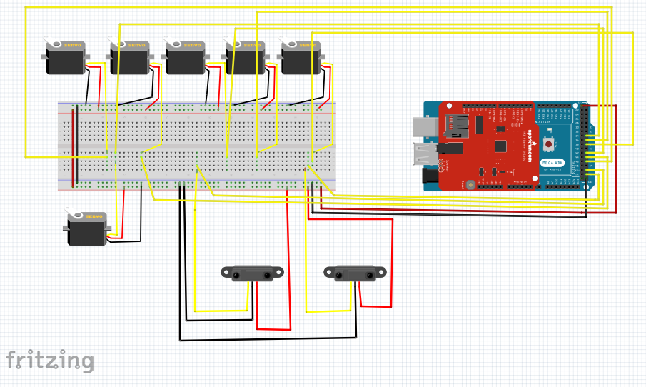 Picture of Step 8 - Wiring