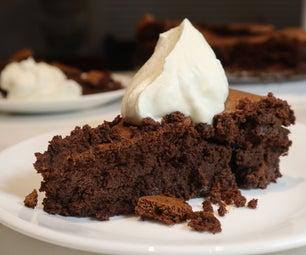 Awesome Chocolate Cream Cake - Julia Child