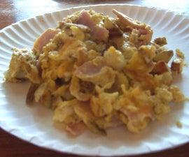 Tomorrow's Breakfast Scramble