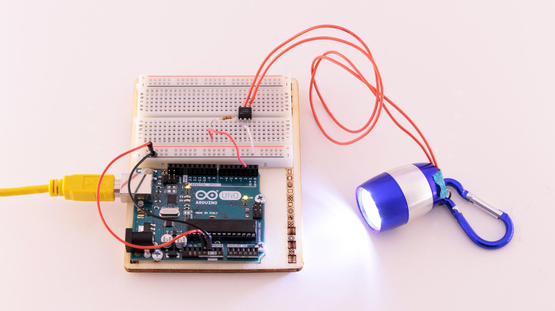 Picture of Hacking a Button (your Own Device - 1)