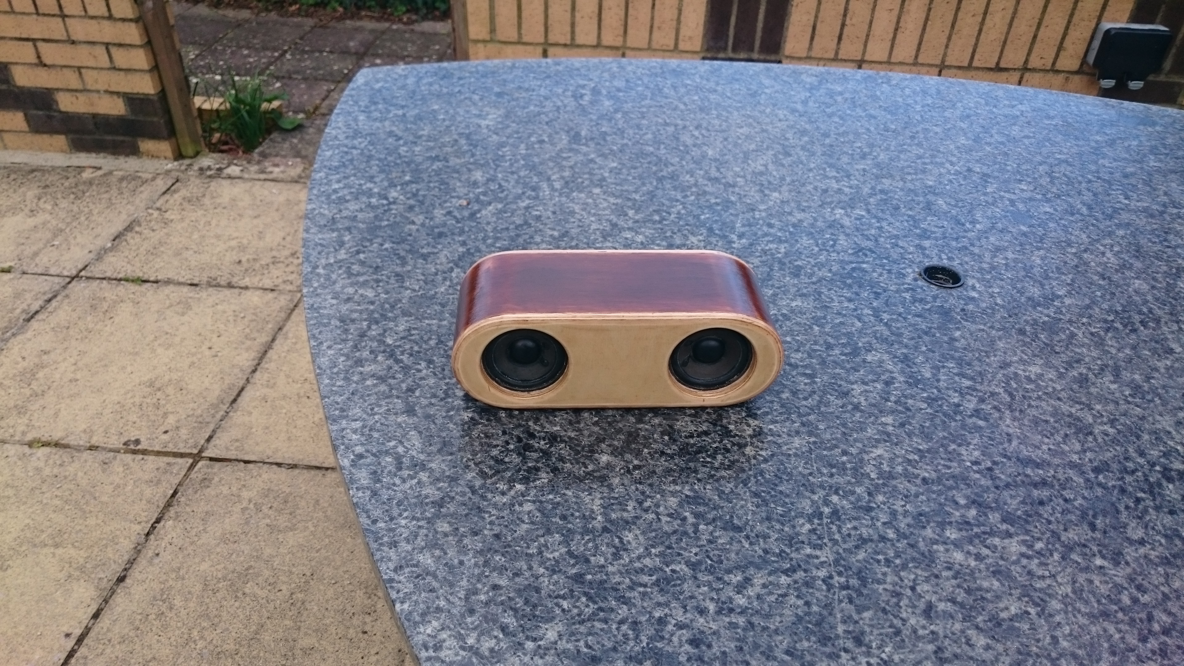 Picture of Portable Bluetooth Speaker