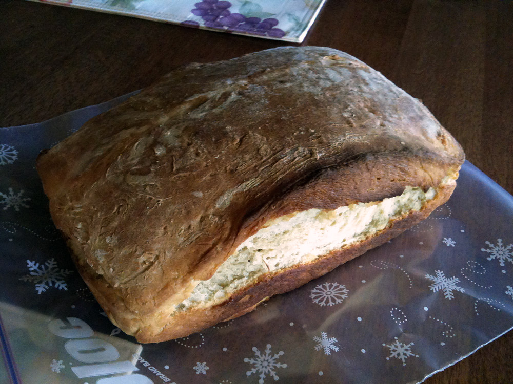 Picture of How to Make Awesome Beer Bread With Yeast!