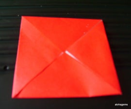 How to Make Origami Connectors for Equilateral Triangles