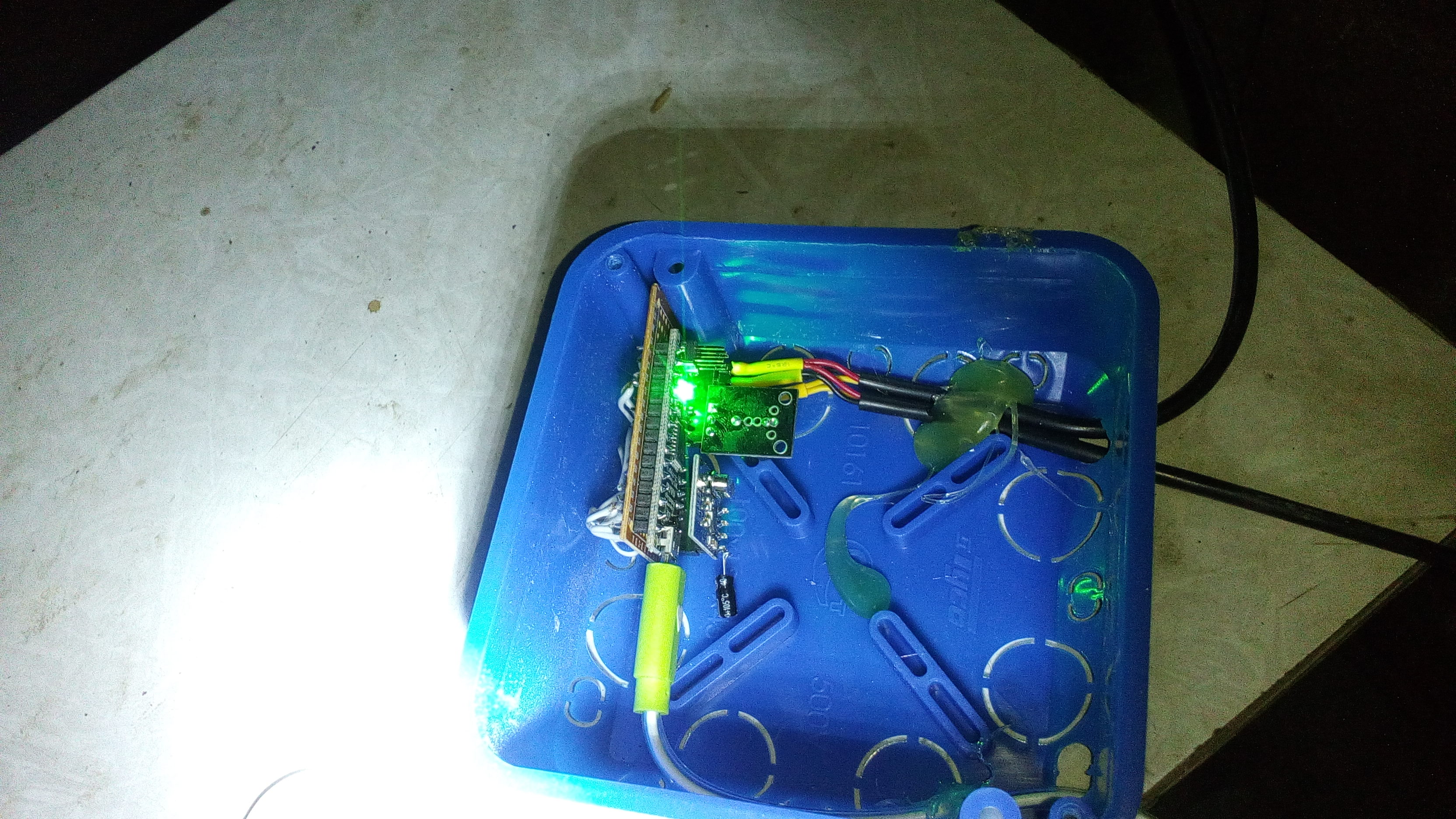 Picture of Wiring the Tranceiver