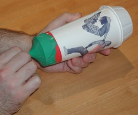 Paper Cup Air Cannon