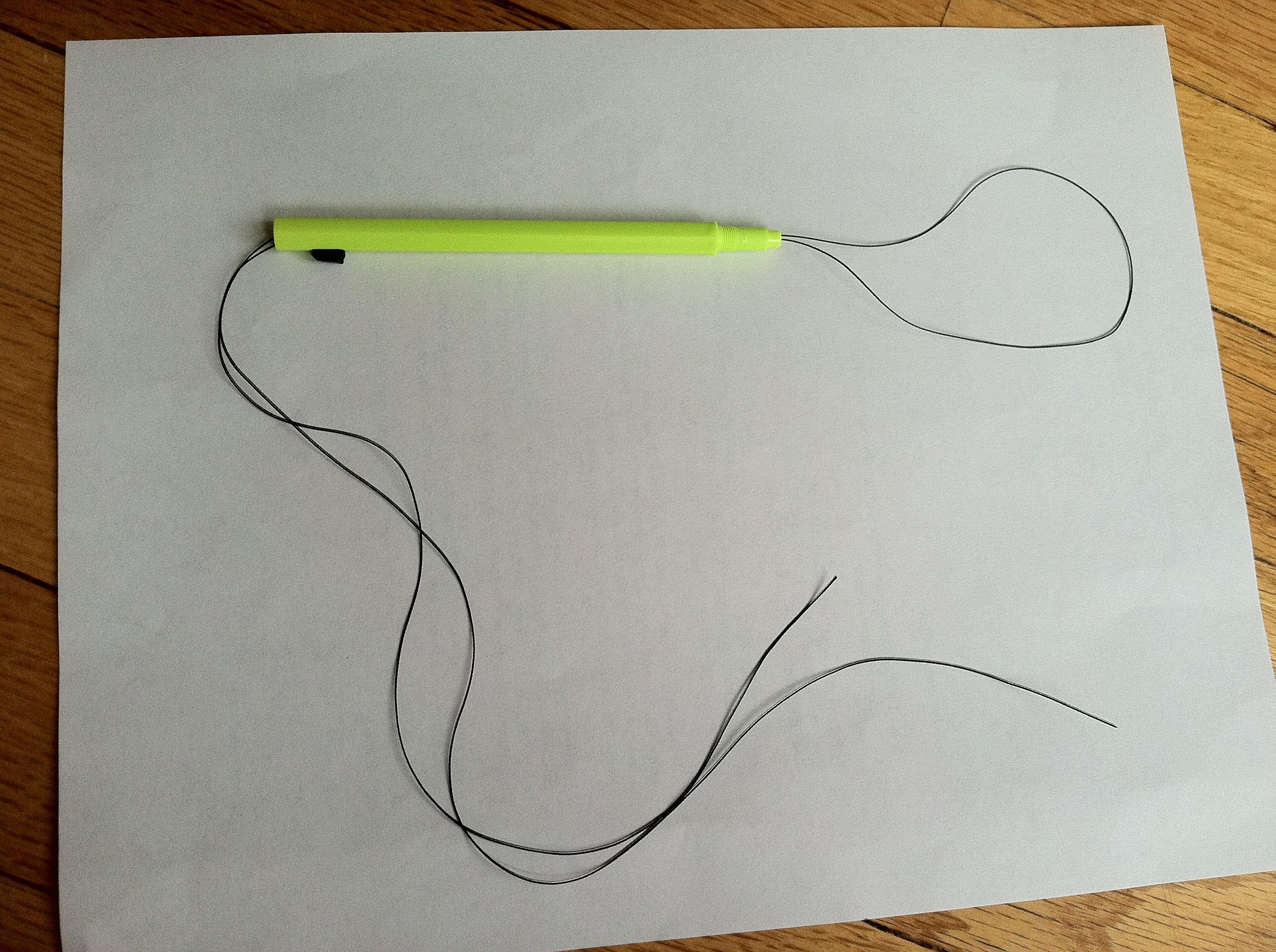 Picture of DIY Tick Lasso: Remove Ticks Easily!
