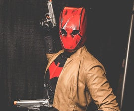 """How to Make a Batman: """"Red Hood"""" Costume- Version 3.0"""