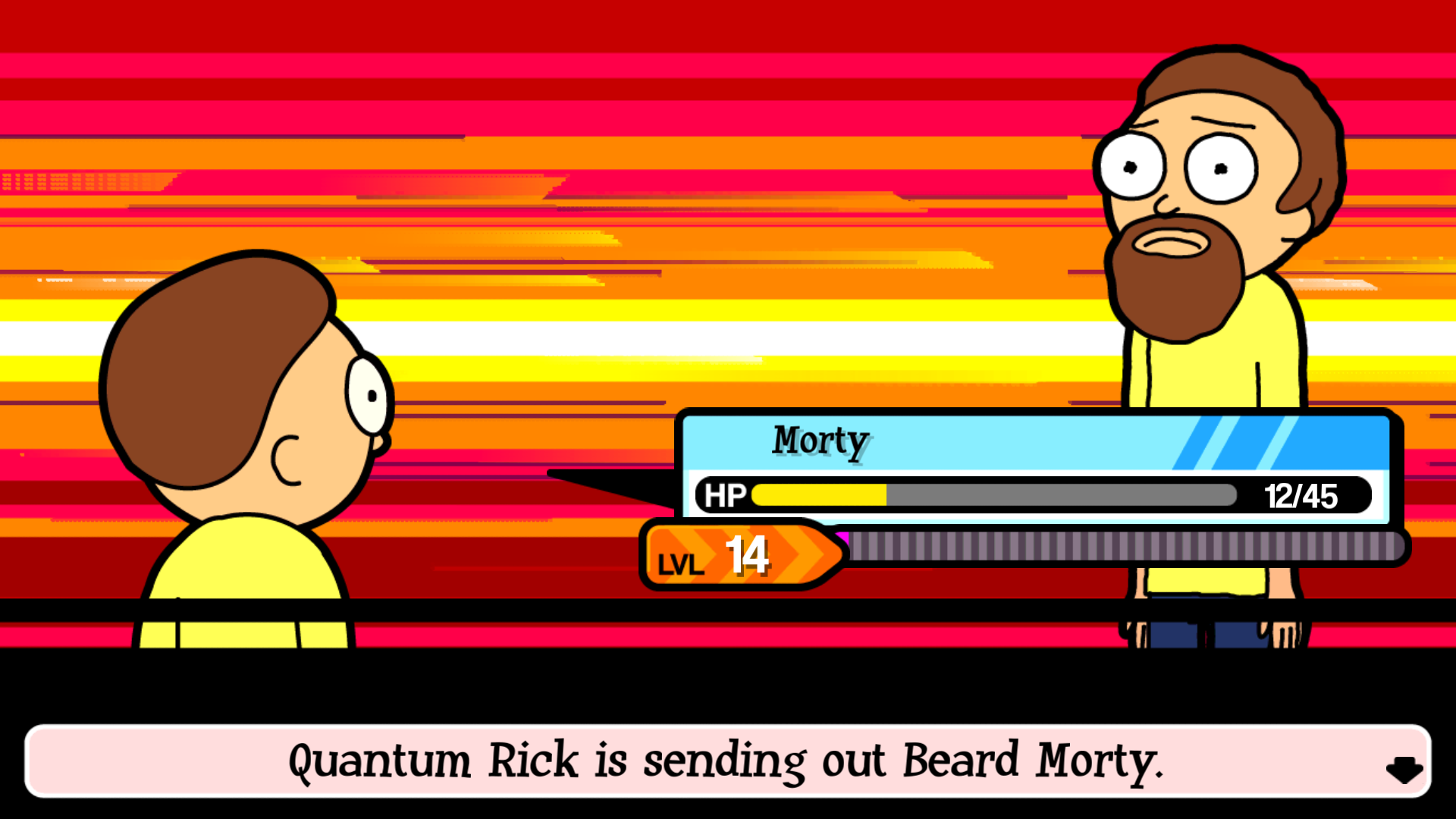 Picture of Learn the Basics of Morty-to-Morty Combat
