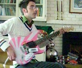 OpenChord.org V0 - Build a Real Guitar Guitar Hero/Rock Band Controller