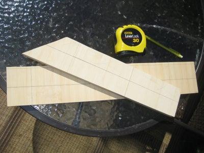 Measure & Cut Your Wood
