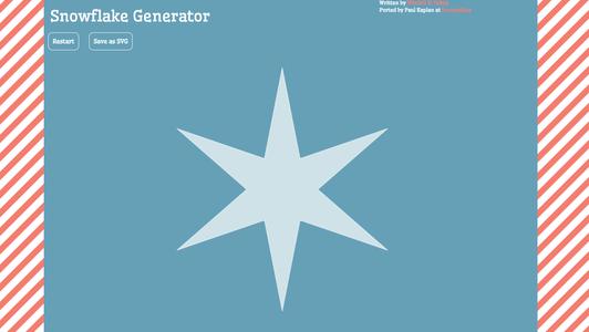 Create Your Star / Snowflake Design
