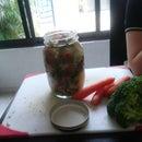 Canned Veggies / Vegetales En Conserva